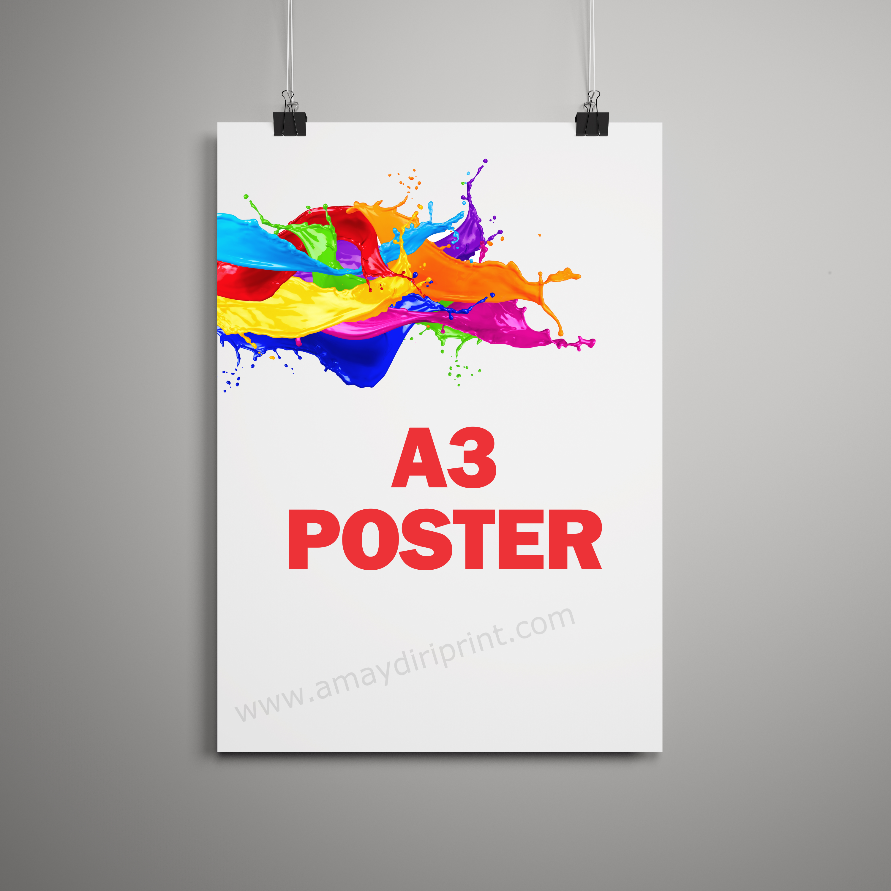 A3 Poster 11 7 X 16 5 Printers In Lagos Print